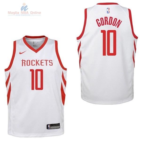 Acquista Maglia NBA Bambino Houston Rockets  10 Eric Gordon Bianco  Association 2017-18 d1f5c684d304