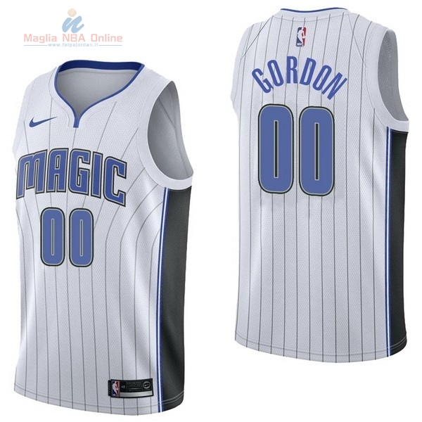 Acquista Maglia NBA Nike Orlando Magic #0 Aaro Gordon Bianco Association