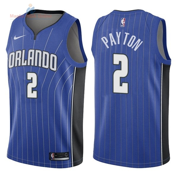 Acquista Maglia NBA Nike Orlando Magic #2 Elfrid Payton Blu Icon