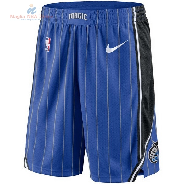 Acquista Pantaloni Basket Orlando Magic Nike Blu
