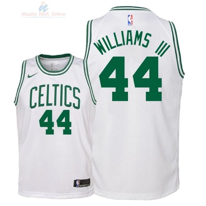 Acquista Maglia NBA Bambino Boston Celtics  44 Robert Williams III Bianco  Association 2018 54b9d701e2bf