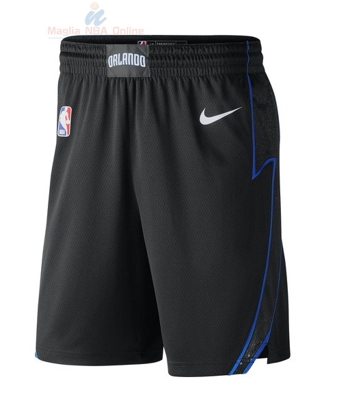 Acquista Pantaloni Basket Orlando Magic Nike Nero Città 2018-19