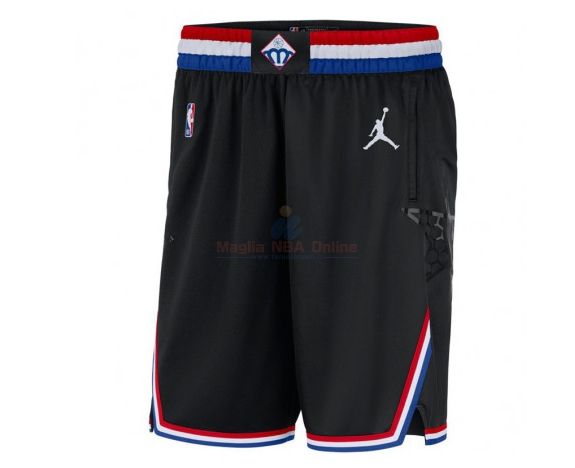 Acquista Pantaloni Basket 2019 All Star Nero
