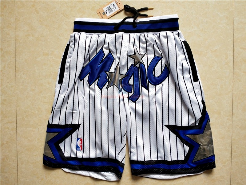 Pantaloni Basket Orlando Magic Bianco Acquista