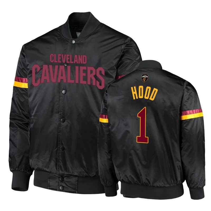 Giacca NBA Cleveland Cavaliers #1 Rodney Hood Nero Acquista