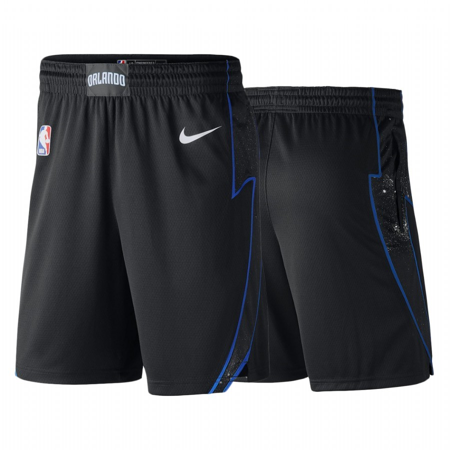 Pantaloni Basket Orlando Magic Nike Nero Nero Acquista