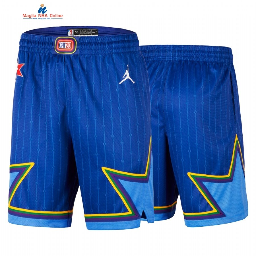 Pantaloni Basket 2020 All Star Blu Acquista