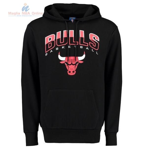 fdd10e0ea7 Acquista Felpe Con Cappuccio NBA Chicago Bulls Nero 001 Online ...