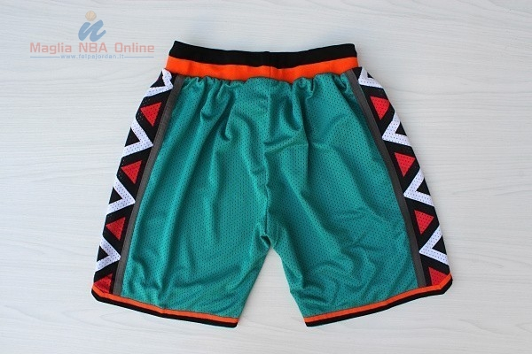 Acquista Pantaloni Basket 1996 All Star Verde