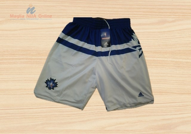 Acquista Pantaloni Basket 2016 All Star Bianco
