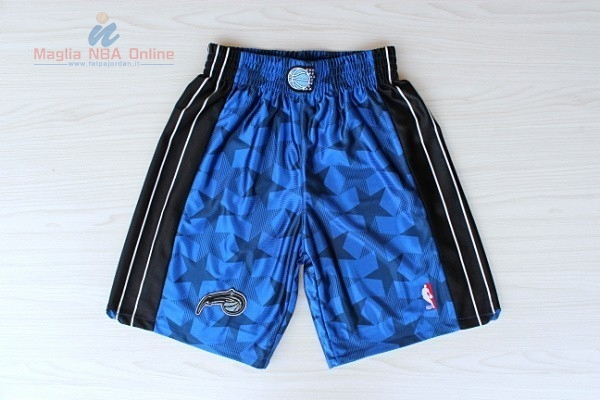 Acquista Pantaloni Basket Orlando Magic Blu