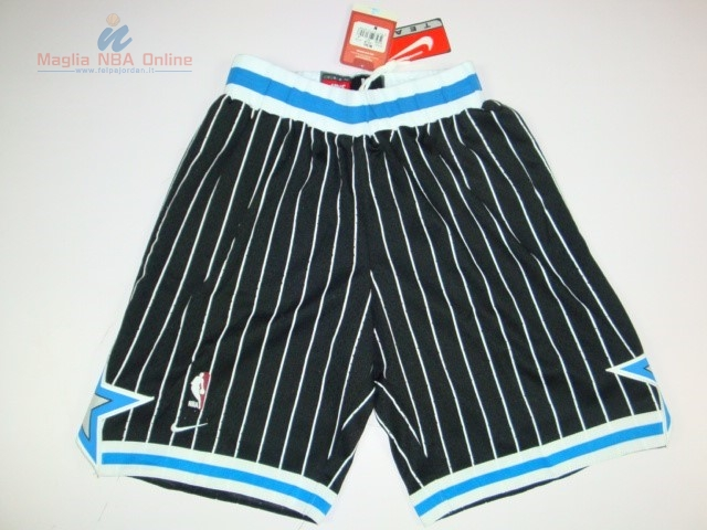 Acquista Pantaloni Basket Orlando Magic Nero